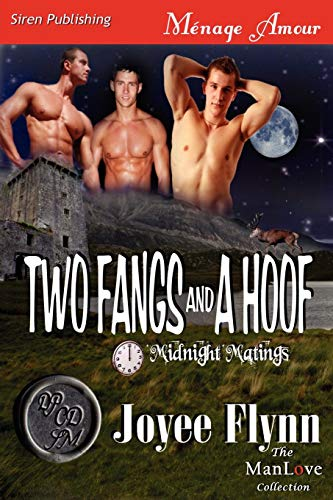 9781610348928: Two Fangs and a Hoof [Midnight Matings] (Siren Publishing Menage Amour Manlove)