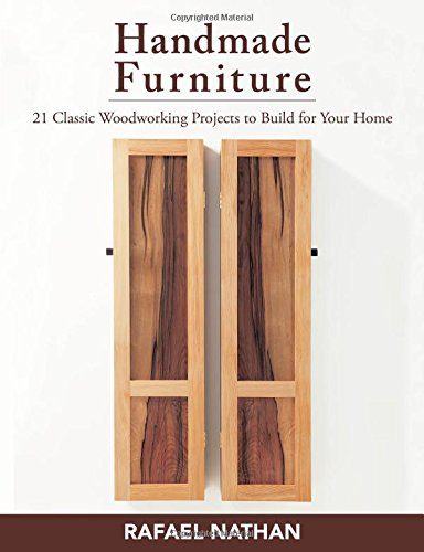 9781610352109: Handmade Furniture: 21 Classic Woodworking Projects to Build for Your Home