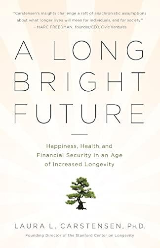 9781610390576: A Long Bright Future