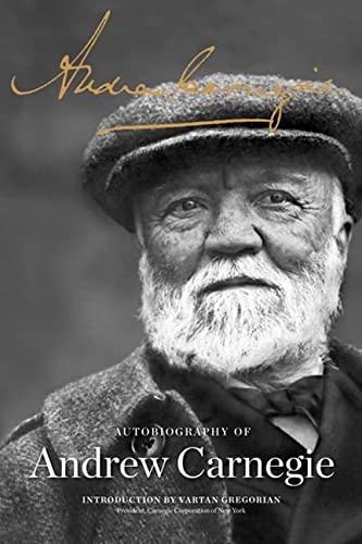 9781610390828: The Autobiography of Andrew Carnegie