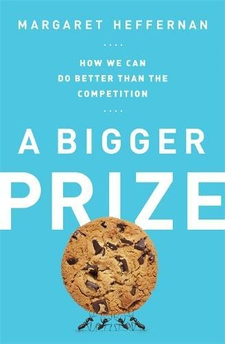 9781610392914: A Bigger Prize: How We Can Do Better than the Competition