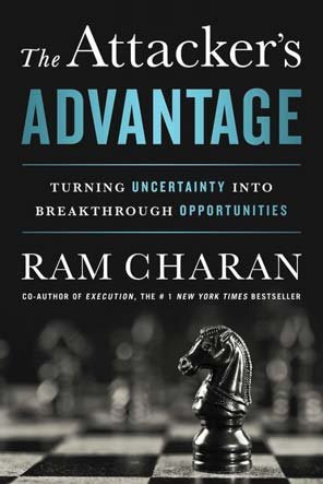 9781610395687: The Attacker's Advantage (INDIA HC): Turning Uncertainty into Breakthrough Opportunities