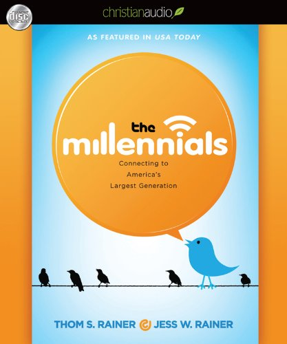 9781610451123: The Millennials: Connecting to America's Largest Generation