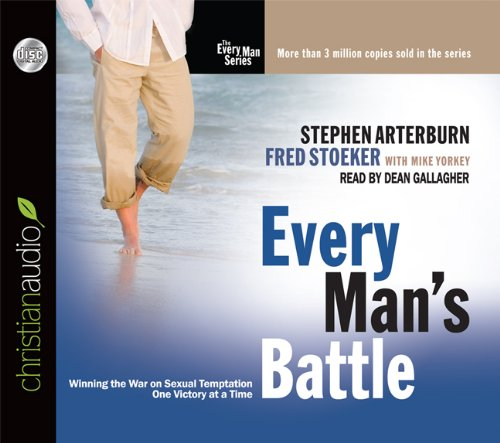 9781610453592: Every Man's Battle: Winning the War on Sexual Temptation One Victory at a Time (The Everyman)