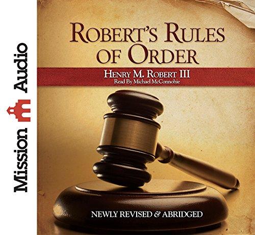 9781610454759: Robert's Rules of Order
