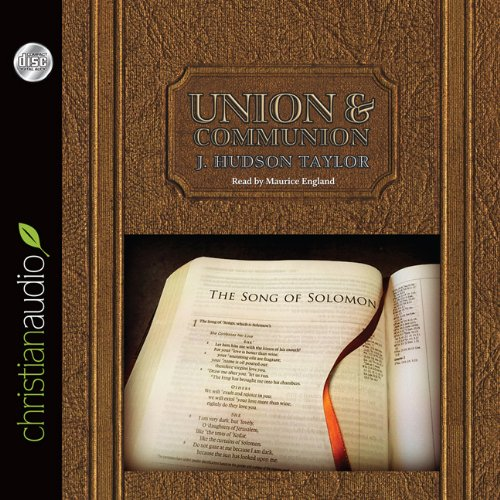 9781610454773: Union and Communion: Thoughts on the Song of Solomon