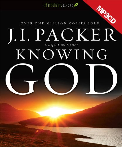 9781610454919: Knowing God [MP3 CD]