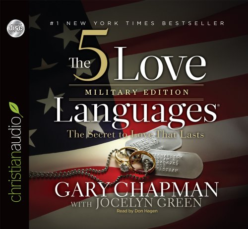 9781610457422: The 5 Love Languages Military Edition: The Secret to Love That Lasts