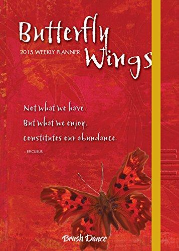 9781610462761: Butterfly Wings Weekly Planner