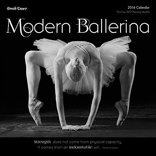 9781610463072: Modern Ballerina 2016 Calendar