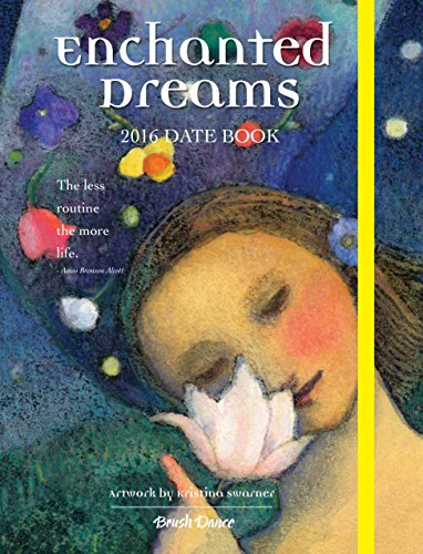 9781610463836: Enchanted Dreams 2016 Date Book