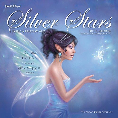 9781610464482: Silver Stars 2017 Wall Calendar