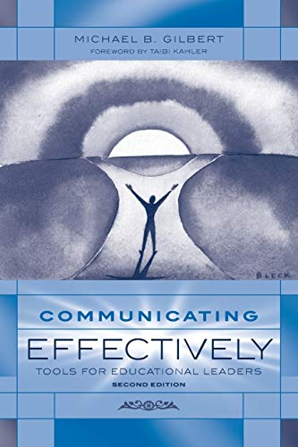 9781610485975: Communicating Effectively: Tools for Educational Leaders