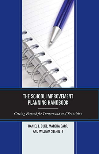 9781610486323: The School Improvement Planning Handbook: Getting Focused for Turnaround and Transition