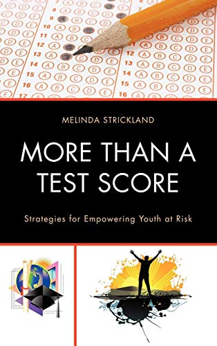 9781610487054: More than a Test Score: Strategies for Empowering At-Risk Youth