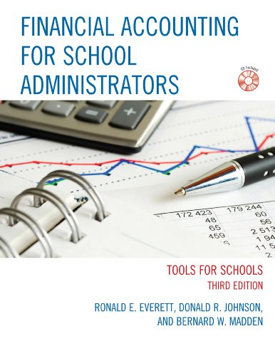 9781610487726: Financial Accounting for School Administrators: Tools for School