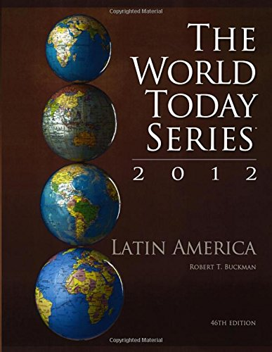 9781610488877: Latin America 2012 (World Today (Stryker)): Latin America)