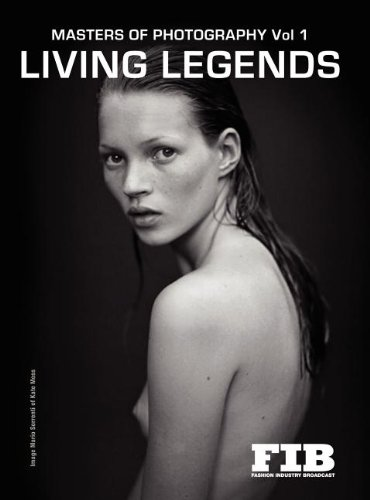 MASTERS OF PHOTOGRAPHY Vol 1 LIVING LEGENDS: Roberts, Paul G, Johnson, Anna, Wellington, Heidi
