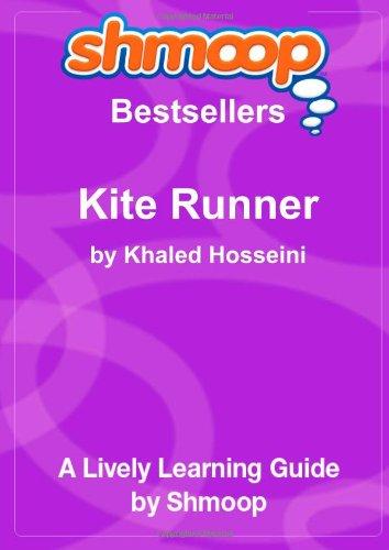 9781610620062: The Kite Runner: Shmoop Bestsellers Guide
