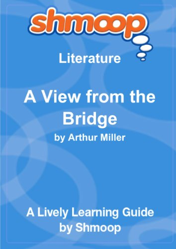 9781610622950: A View from the Bridge: Shmoop Literature Guide