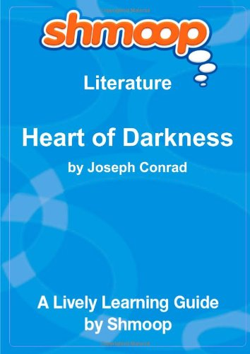9781610623018: Heart of Darkness: Shmoop Literature Guide