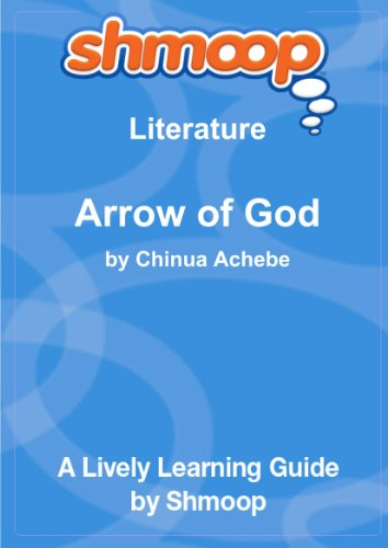 9781610624114: Arrow of God: Shmoop Literature Guide