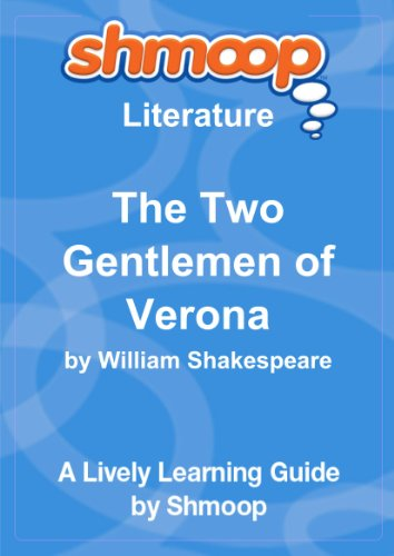 9781610625050: The Two Gentlemen of Verona: Shmoop Literature Guide