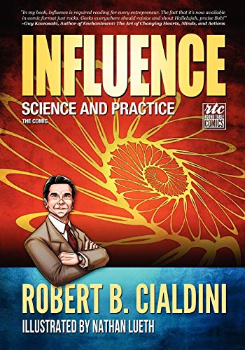 9781610660204: Influence - Science and Practice - The Comic