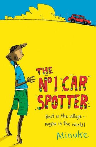 9781610670517: The No.1 Car Spotter