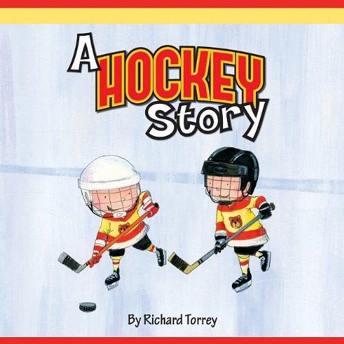 9781610670531: A Hockey Story