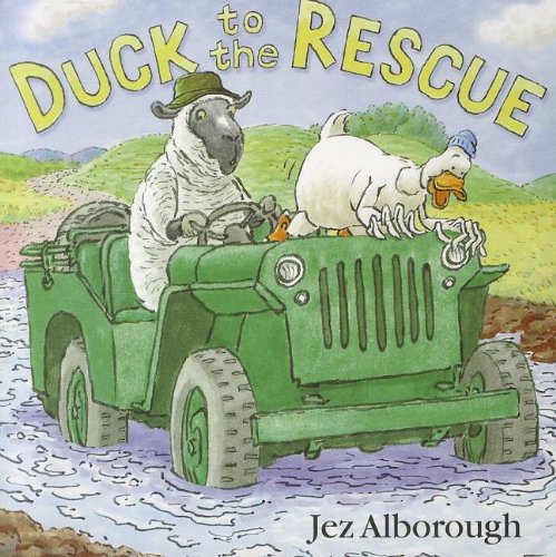 9781610670807: Duck to the Rescue (Duck in the Truck)