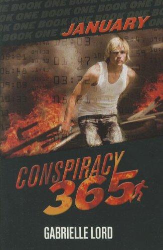9781610671033: January (Conspiracy 365)