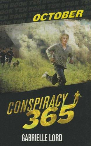 9781610671125: October (Conspiracy 365, Book #10)