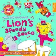 9781610671804: Lion's Speedy Sauce (Jump Up and Join In!)