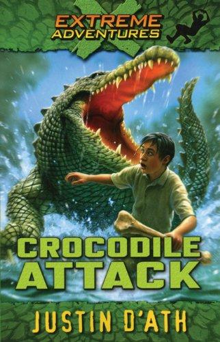 9781610671880: Crocodile Attack (Extreme Adventures #1 )