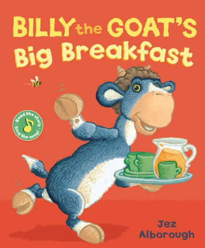 9781610671903: Billy the Goat's Big Breakfast