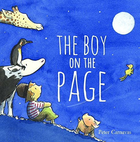 The Boy on the Page: Carnavas, Peter