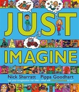 9781610673433: Just Imagine