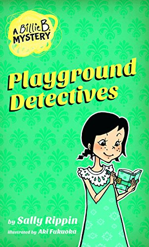 9781610673631: Billie B Mysteries:Playground Detectives