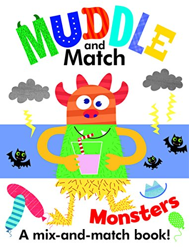 9781610674232: Muddle and Match: Monsters