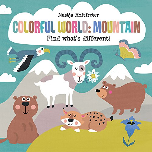 9781610675796: Mountain (Colorful World)