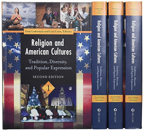 Religion and American Cultures: Tradition, Diversity, and Popular Expression (Hardback)