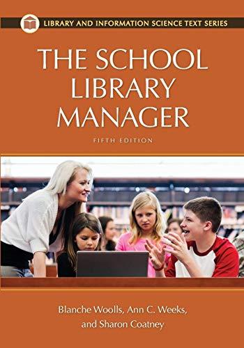 SCHOOL LIBRARY MEDIA MANAGER: WOOLLS