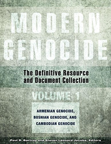 Modern Genocide [4 volumes]: The Definitive Resource and Document Collection: Bartrop, Paul R.; ...