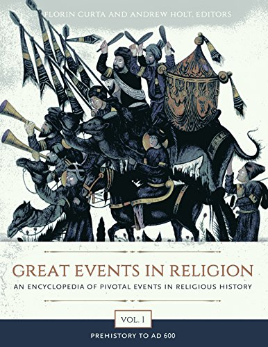 9781610695657: Great Events in Religion [3 volumes]: An Encyclopedia of Pivotal Events in Religious History