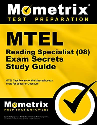 Amazon.com: mtel study guide