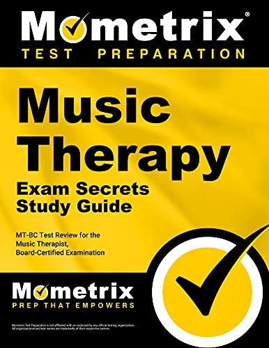 9781610721820: Music Therapy Exam Secrets Study Guide: Mt-BC Test Review for the Music Therapist, Board-Certified Examination