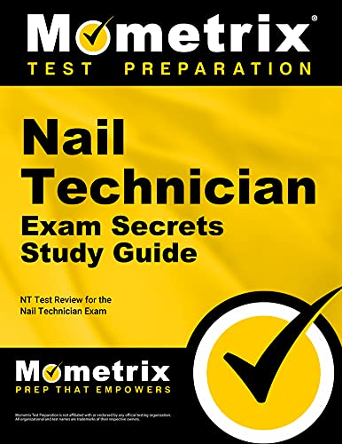 9781610721868: Nail Technician Exam Secrets Study Guide: NT Test Review for the Nail Technician Exam