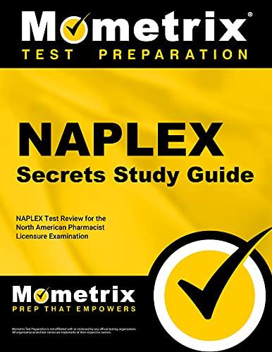 9781610721882: NAPLEX Secrets Study Guide: NAPLEX Test Review for the North American Pharmacist Licensure Examination