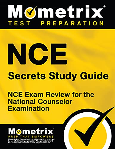 9781610722315: NCE Secrets Study Guide: NCE Exam Review for the National Counselor Examination
